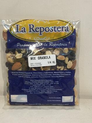 MIX GRANOLA 250 grs.