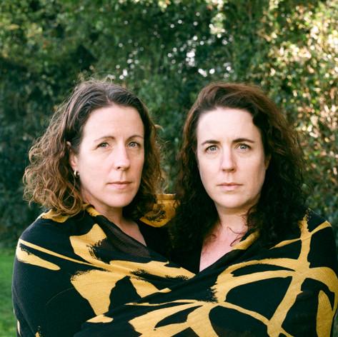 Twin photo exhibition