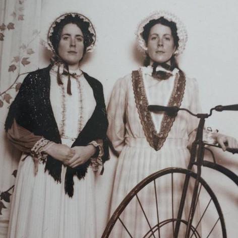 Victorian photo shoot