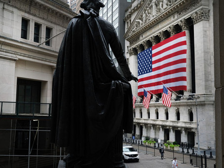 The Economy Is Limping, but Wall Street Is Booming. how the heck this is happening?