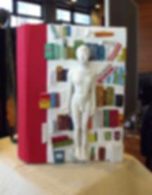 Künstlerbuch ,Fidan Akhundova, Skulptur, Kunst, Artistbook,
