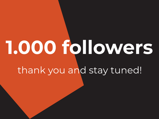 1000 followers on LinkedIn!