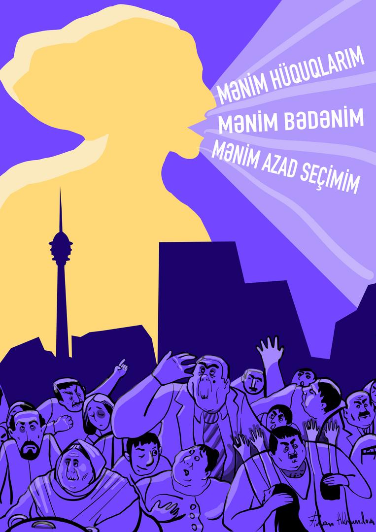 8 mart in Azerbaijan