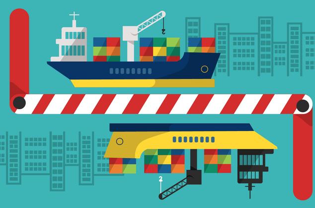 Risk Management Global Trade War