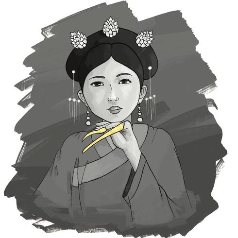Nail Art of Han Dynasty