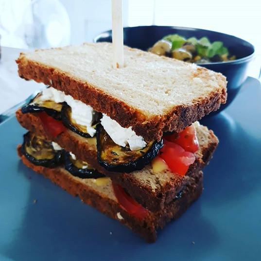 Pas envie de viande_ Le club sandwich vé