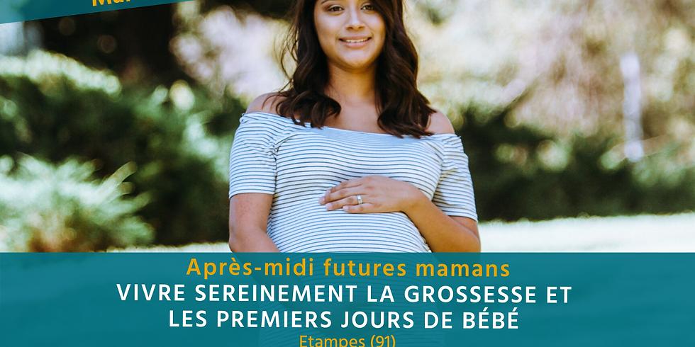 Après-midi futures mamans – Vivre sereinement la grossesse