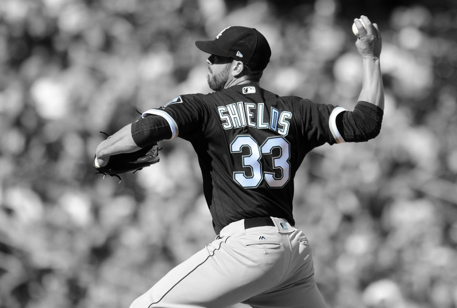 James Shields - Chicago White Sox