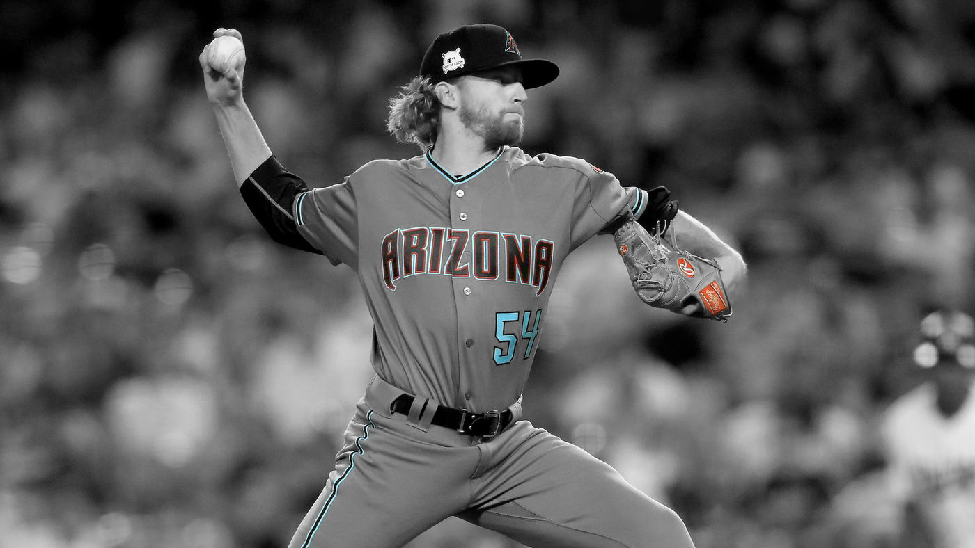 Jimmie Sherfy - Arizona Diamondbacks