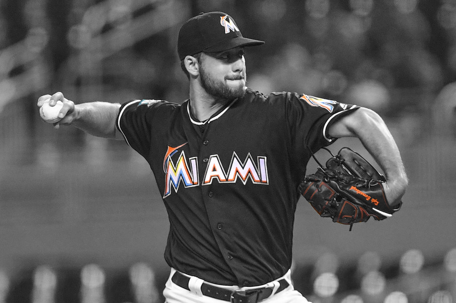 Kyle Barraclough - Miami Marlins