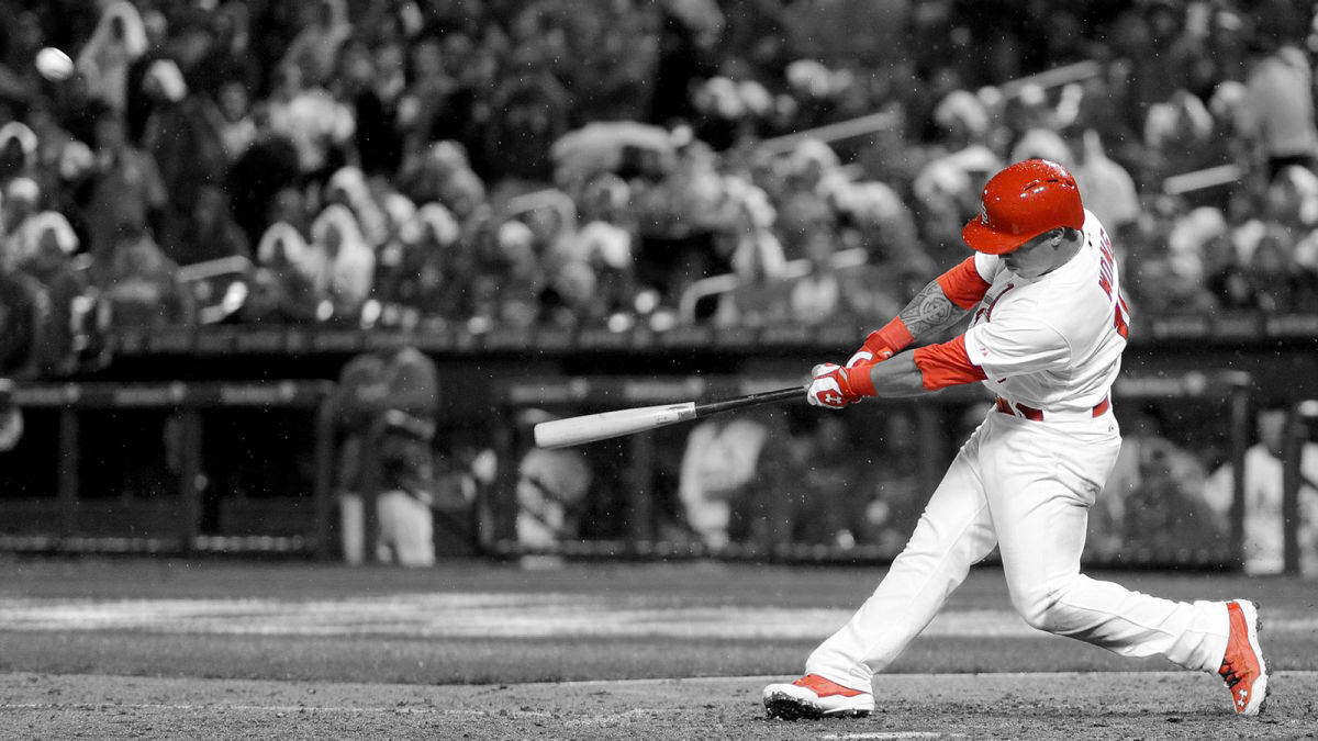 Kolten Wong Home Website