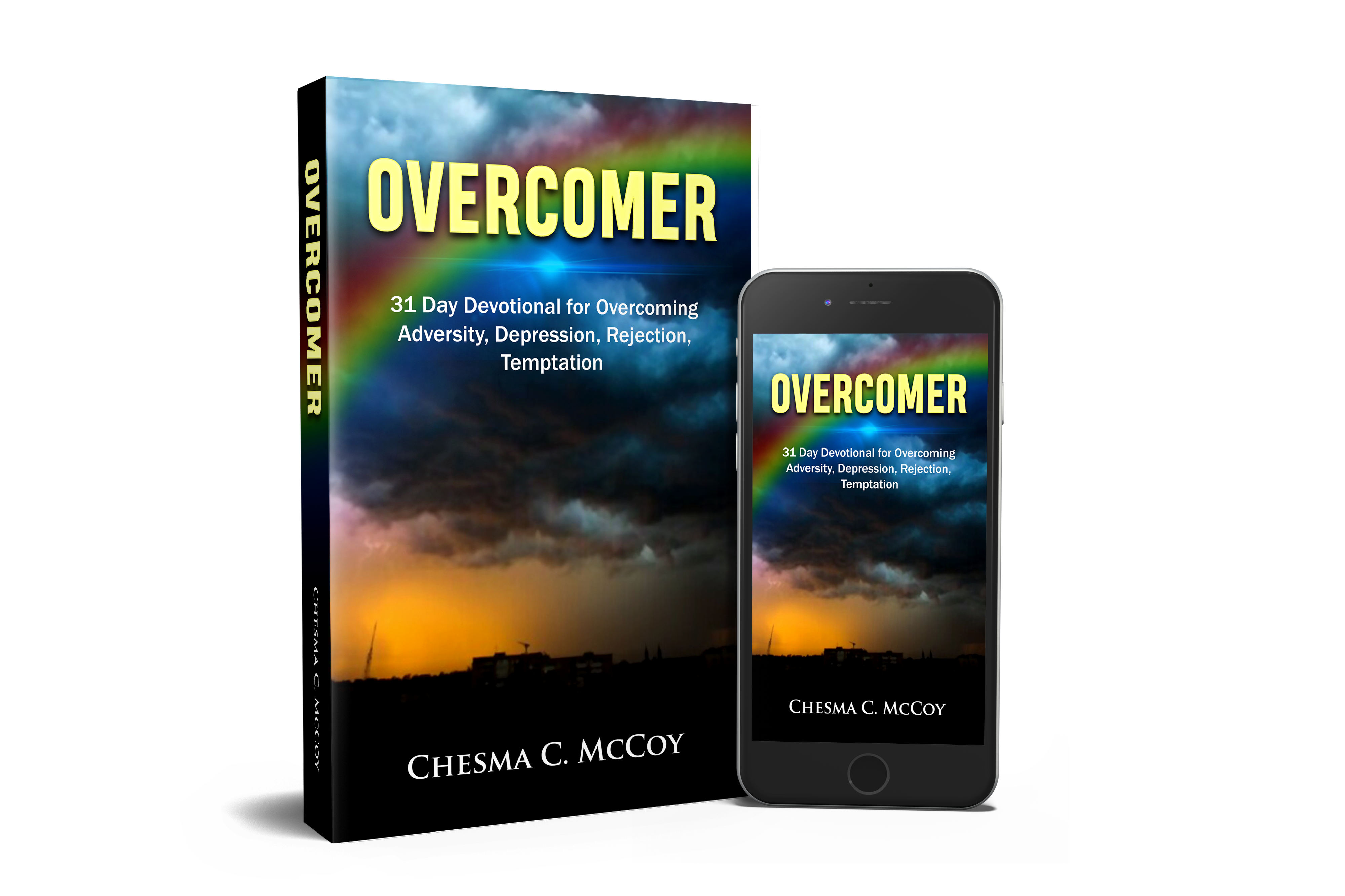 Overcomer: 31 Day Devotional for Overcoming...