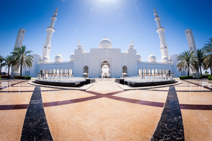 Sheikh Zayed Mosque || Abu Dhabi, UAE