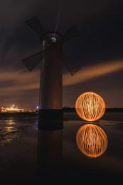 Lightpainting  @ Insel Usedom | Fotografieworkshop