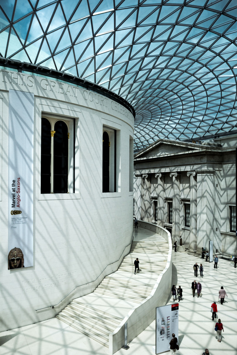 British Museum || London, GB
