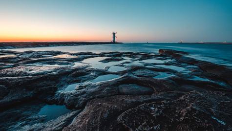 Swindemünde Leuchtturm