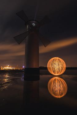 Lightpainting @ kuestenfotografie