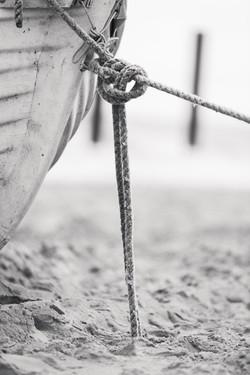 Detailaufnahme Boot
