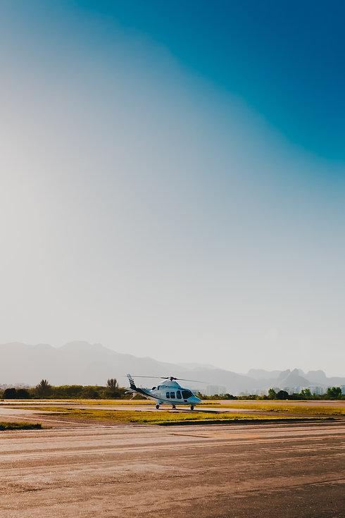 hélicoptère privatisé