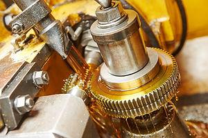 metalworking industry: tooth gear wheel