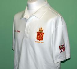Polos for the England Rifle Team
