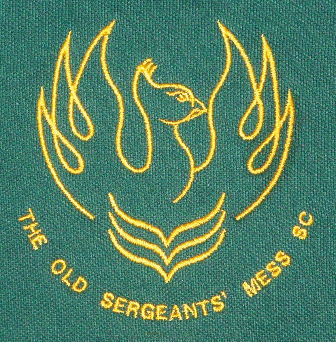 Old Sergeants Mess SC logo
