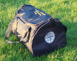 Personalised bags for sports teams