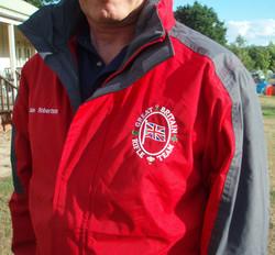 Great Britain Rifle Team jacket
