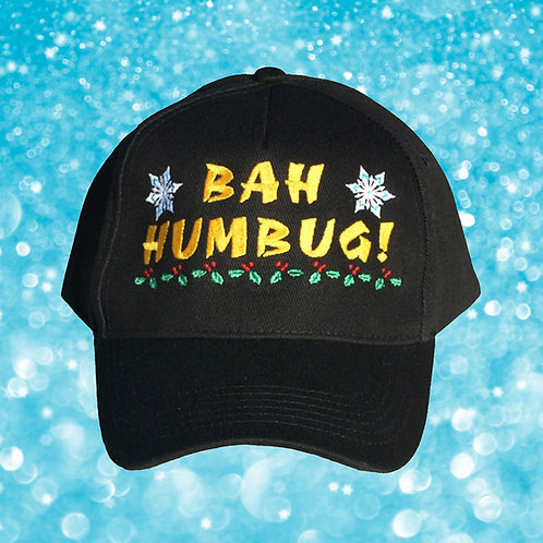 Bah Humbug! Baseball Cap