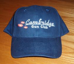 Cambridge Gun Club Cap