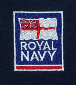 Royal Navy Target Rifle Club logo