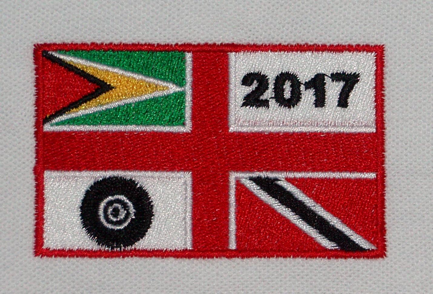Tour logo for the England Rifle Team