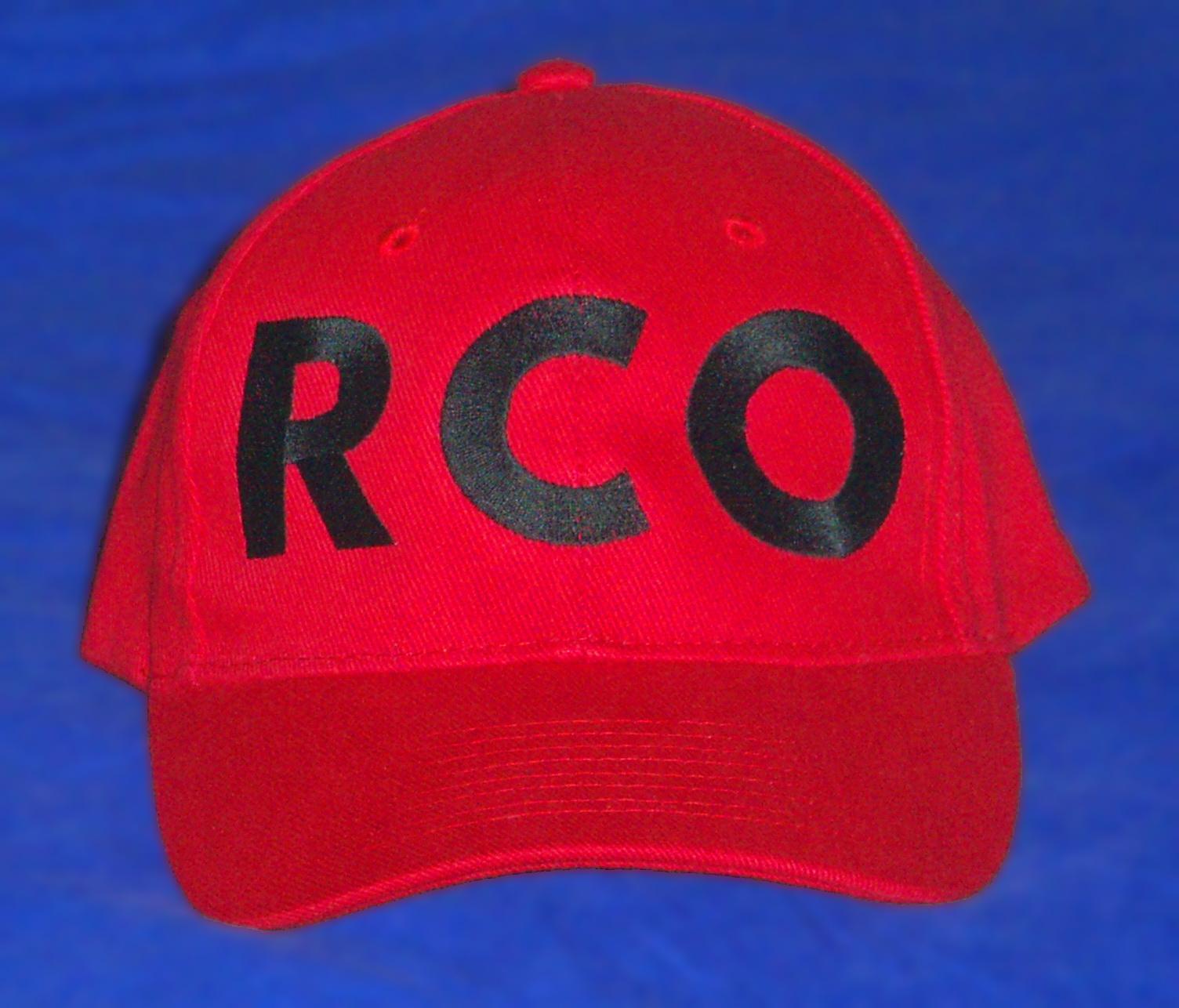 RCO Baseball Cap