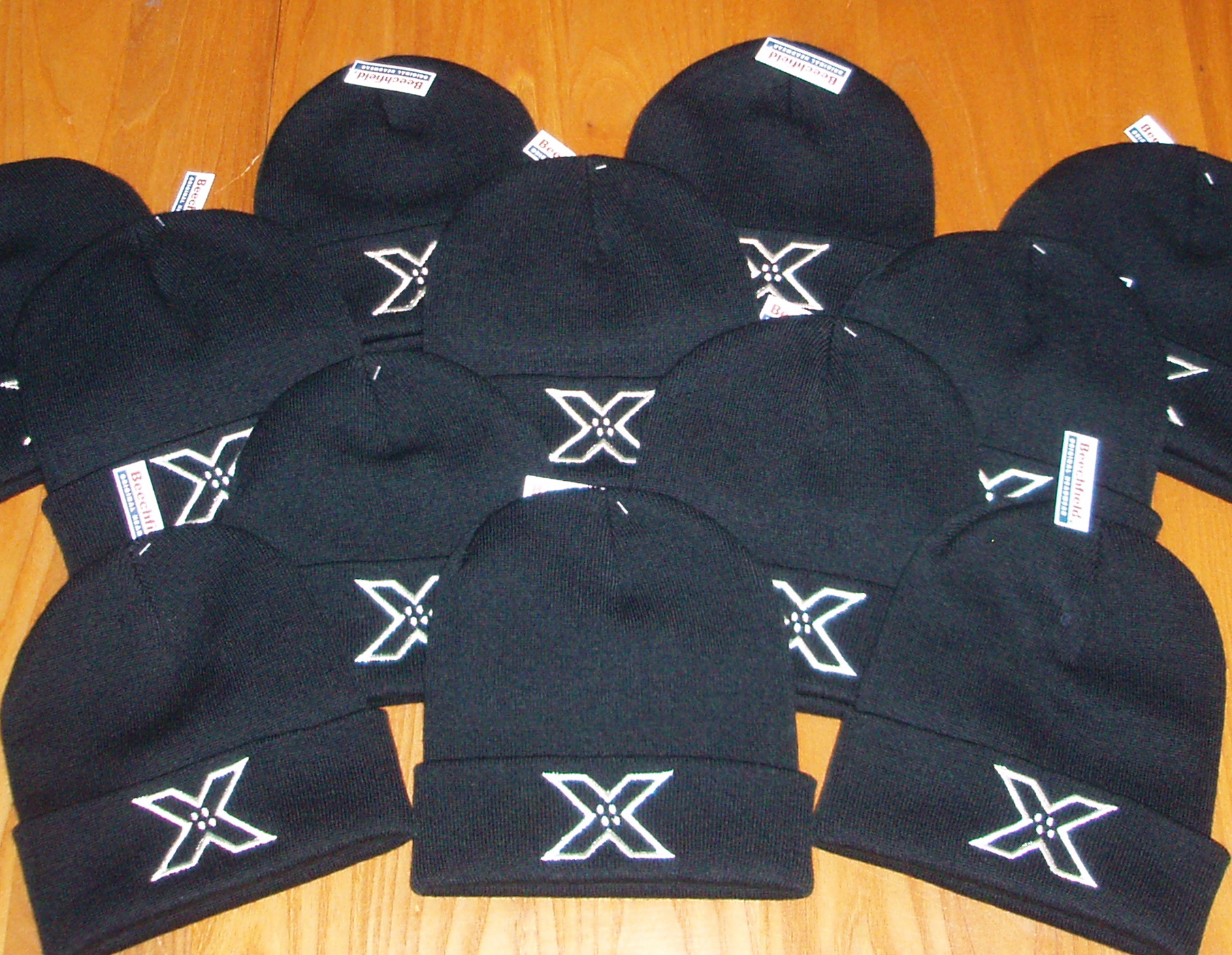 Bradley Arms Beanie Hats