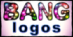 Bang Logos embroidered clothing