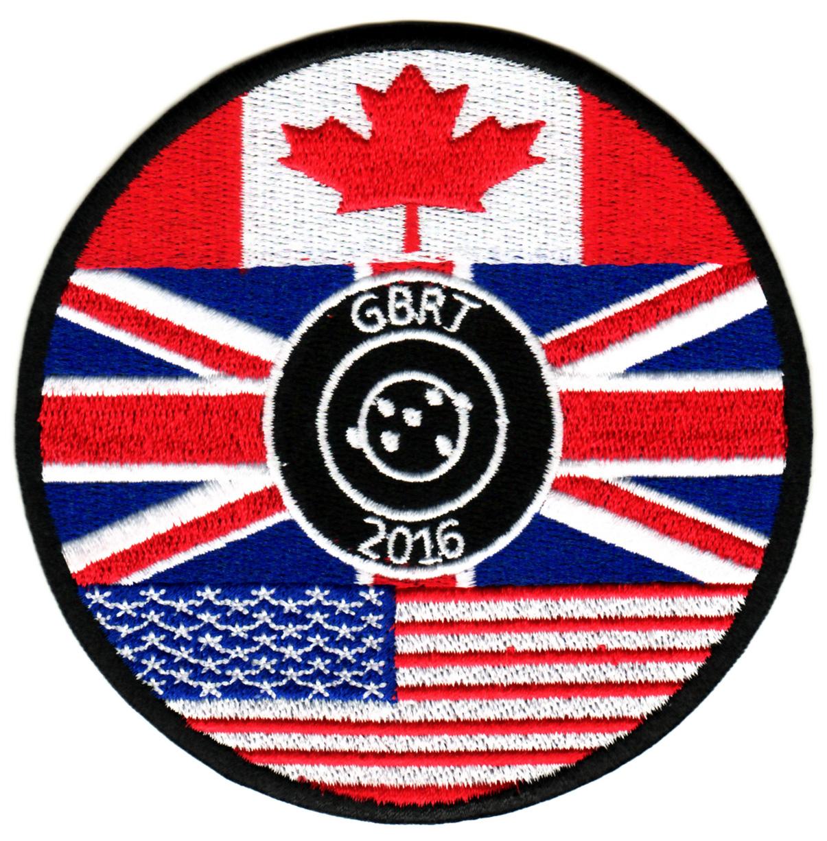 GB badge