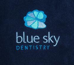 Blue Sky Dentistry fleeces