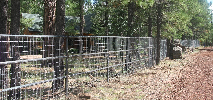Pipe Fencing