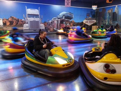 Dealing with the dodgems
