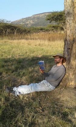 DtR under acacia tree in Umgeni Valley, SA