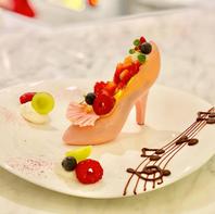 White chocolate heel