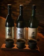 Premiun Sake Sampler