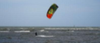 Kitesurfer ,
