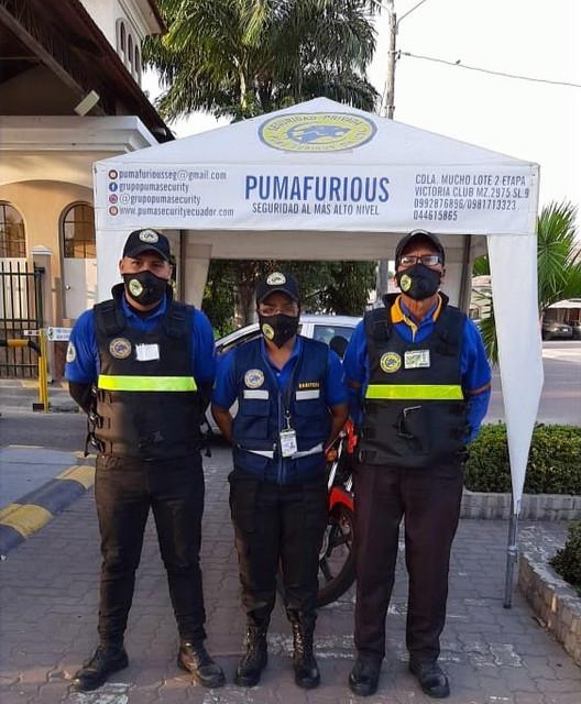 Sindicato Desarmado Skalk  Empresa De Seguridad | Puma Furious Cia. Ltda. | Guayaquil