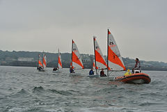 RS Tera Wales 1st Training weekend