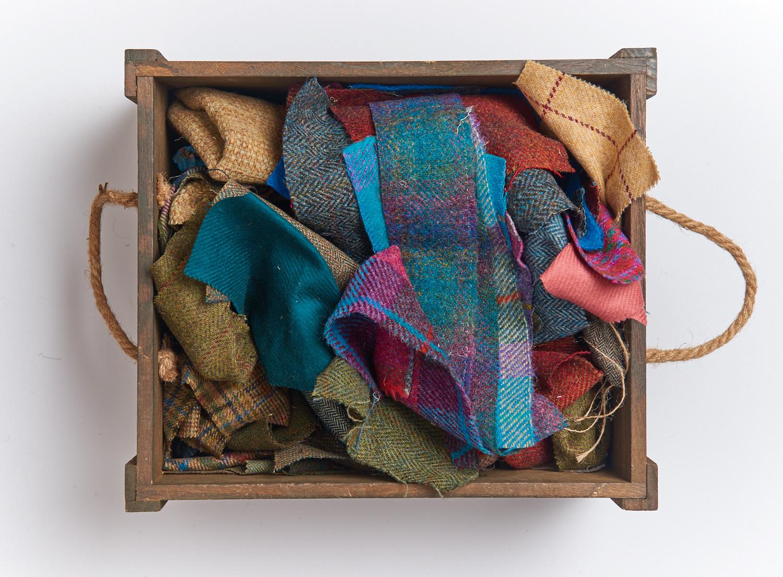 Designer Fabric Remnants