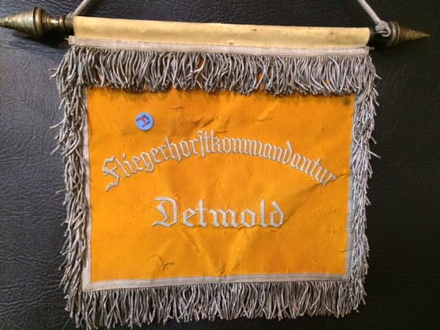 Luftwaffe Command Flag Schellenbaum drape