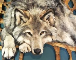 Snowshoe Wolf 1.