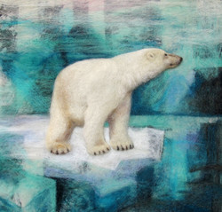 """OUT OF ICE 11"""" x 14"""""""