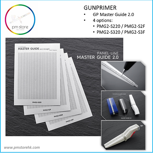 GUNPRIMER Panel Master Guide 2 (3x20mm)
